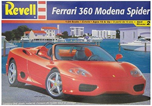 1/24 Ferrari 360 Modena Spider 02365 (Modena Spider 360 Ferrari)