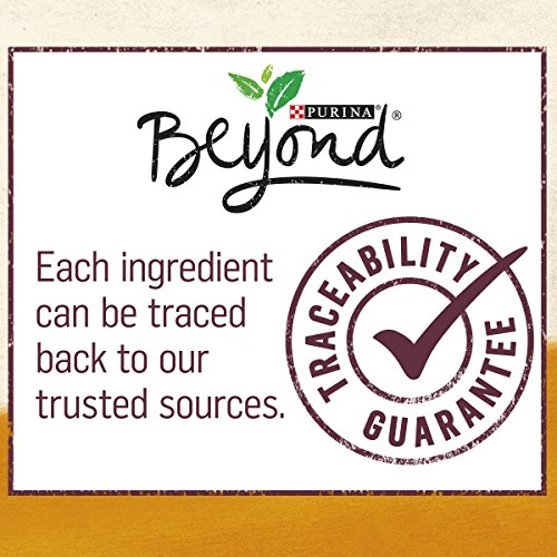 Purina Beyond Grain Free Natural, Chicken & Sweet Potato Recipe In Gravy Canned Dog Food, 12.5 Oz, PackOf 12