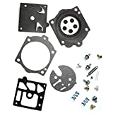 Husqvarna 530035127 Lawn & Garden Equipment Engine Carburetor Rebuild Kit Genuine Original Equipment Manufacturer (OEM) Part for Craftsman & Poulan