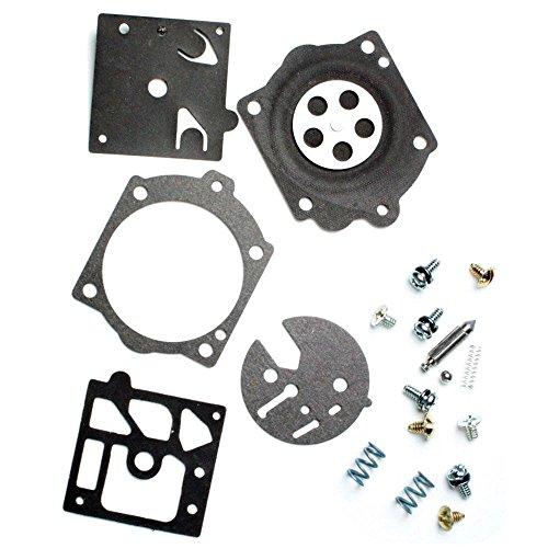 Husqvarna 530035127 Lawn & Garden Equipment Engine Carburetor Rebuild Kit Genuine Original Equipment Manufacturer (OEM) Part for Craftsman & Poulan by Rotary