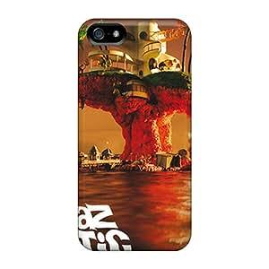 Hot Design Premium JkQ34403CKSb Cases Covers Iphone 5/5s Protection Cases(gorillazplasticbeach)