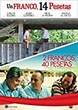 Pack: Un Franco, 14 Pesetas + 2 Francos, 40 Pesetas [DVD]