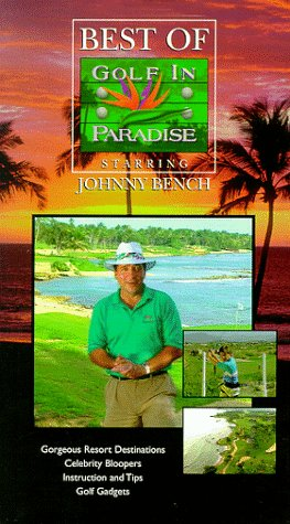 Best of Golf in Paradise [VHS]