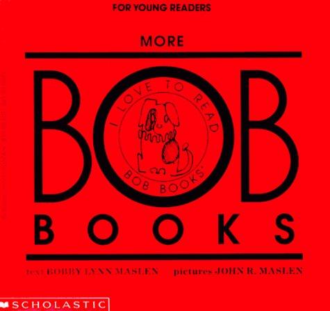 More Bob Books for Young Readers/Set 2 (Bob Book Set, No 2)
