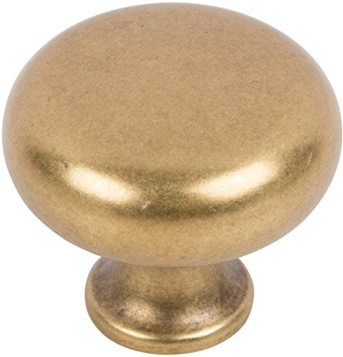Atlas Homewares A819-UB Successi Knob, 1.25-Inch, Vintage (Atlas Bronze Knobs)