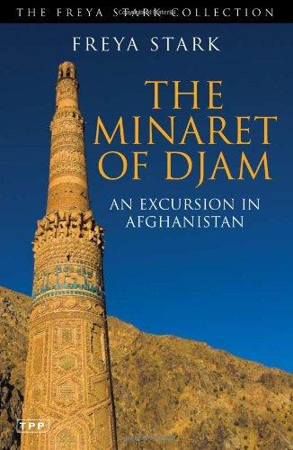 Book cover for The Minaret of Djam