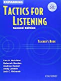 img - for Expanding Tactics for Listening: Teacher's Book with Audio CD book / textbook / text book