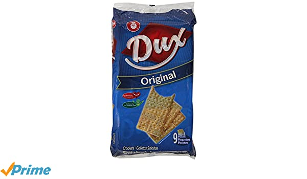 Dux Club Original Crackers Bag 8.8 Oz