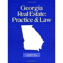 Georgia Real Estate: Practice & Law