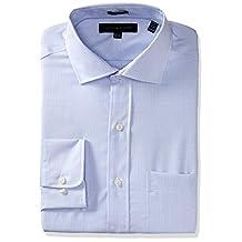 Tommy Hilfiger Men's Long Sleeve Regular Fit Non-Iron Shirt