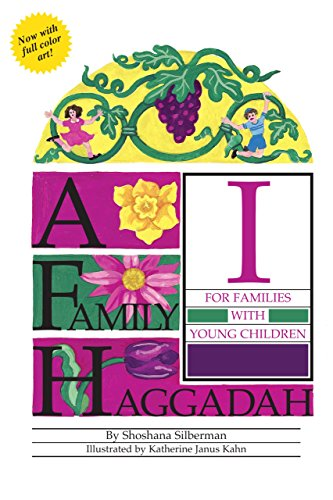 A Family Haggadah (English and Hebrew Edition)