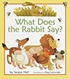 img - for What Does the Rabbit Say? book / textbook / text book
