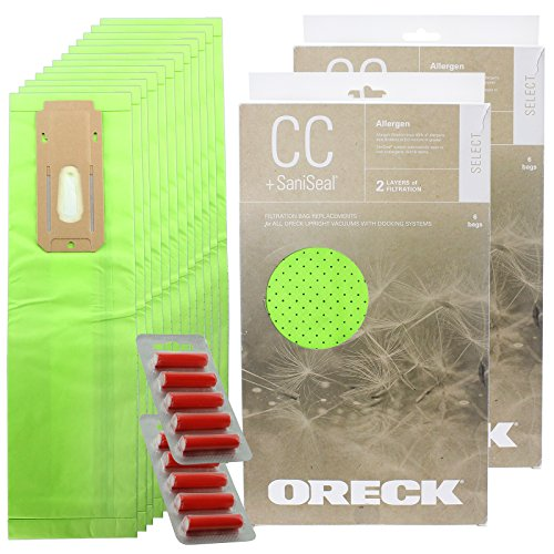 oreck axis bags - 9