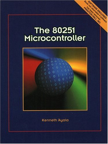 8051 Microcontroller Book Ayala