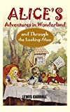 img - for Alice's Adventures in Wonderland and Through the Looking-Glass book / textbook / text book