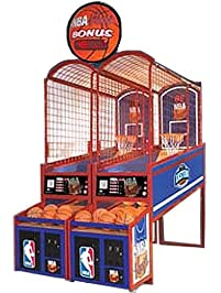 Electronic Basketball Amazon Com Leisure Sports Amp Game Room