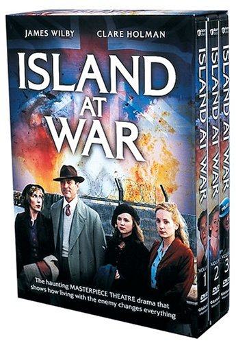 ISLAND AT WAR DVD by WILBY,JAMES