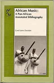 Annotated bibliography on hypertension with african