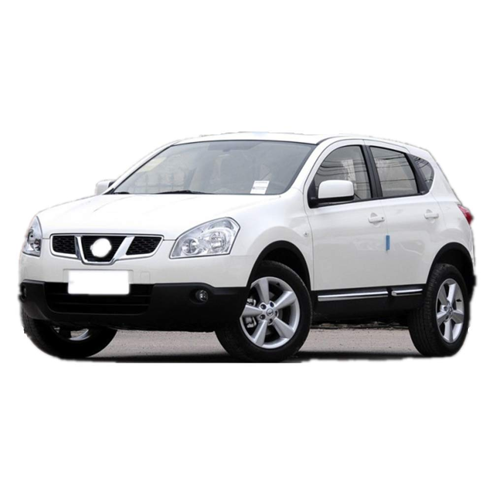 with Key Camera Hole /& Moonlight Silver Viviance Rear Tailgate Boot Car Exterior Tail Door Handle with//without Key Camera Hole Cover for Nissan Qashqai J10 JJ10 07-15