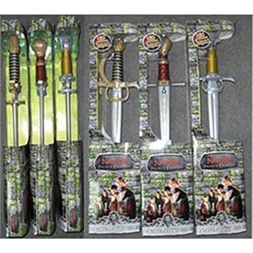 Sonidos NarniaAmazon Giochi Y Juegos Espada Con esJuguetes Preziosi dhCtQxsr