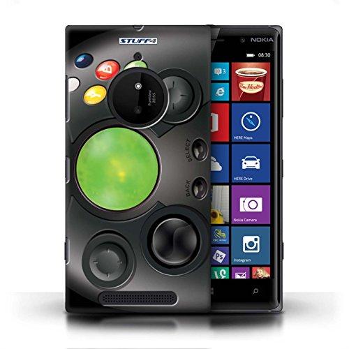 Kobalt® Imprimé Etui / Coque pour Nokia Lumia 830 / Xbox conception / Série Console (jeux vidéo)