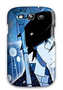 Unique Design Galaxy S3 Durable Tpu Case Cover Sayonara Zetsubo Sensei