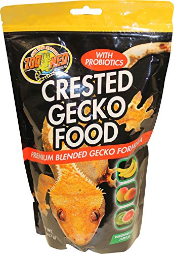 Zoo Med Crested Gecko Food - Watermelon - 1 lb