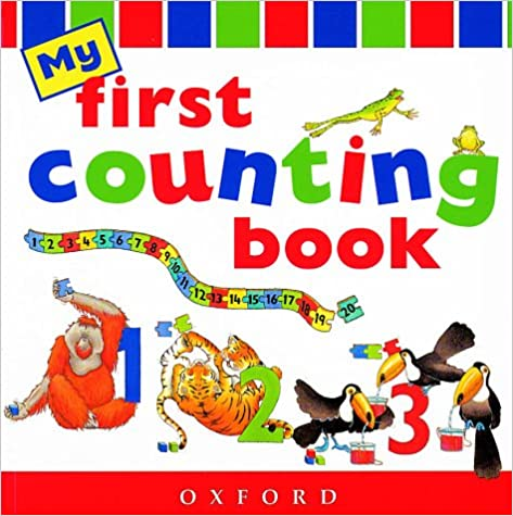 Book My First Counting Book (My First Book Of...)