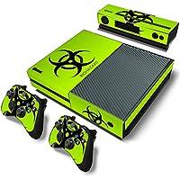 Xbox One Vinyl Skin Estampas Compatible Con Xbox One (Biohazard)