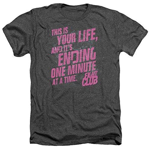 Fight Club Life Ending Adult Crewneck Sweatshirt