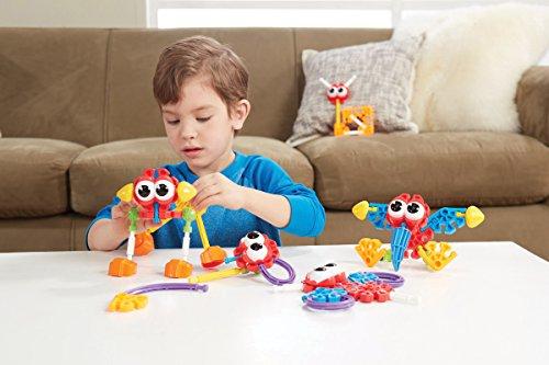 513VFbOhQQL - K'Nex Zoo Friends Construction Toy (55 Piece)