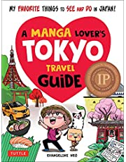 A Manga Lover's Tokyo Travel Guide: My Favorite Things to See and Do In Japan