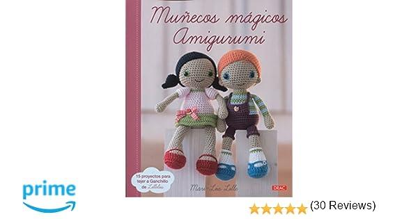 MUÑECOS MÁGICOS AMIGURUMI: Amazon.es: Mari-Liis Lille ...