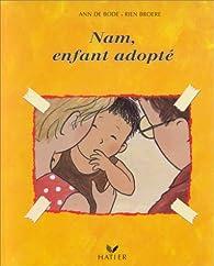 Nam, enfant adopté par  Ann De Bode