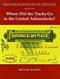img - for Mountain Railroads of New York State, Volume Two: Where Did the Tracks Go in the Central Adirondacks? book / textbook / text book