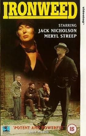 Streep Ironweeduk NicholsonMeryl ImportvhsJack