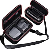 Smatree Carrying Hard Case for DJI Mavic Pro Drone Body and Remote Controller, Protective Bag with Shoulder Strap for DJI Mavic Pro