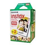 Fujifilm Instax Mini Film, Twin Pack (20 Exposures)