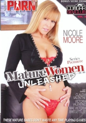 Mature Women Unleashed   DVD