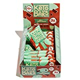 Keto Bars! The Original High Fat, Low Carb, Ketogenic Bar. Gluten Free, Vegan, Homemade with simple ingredients. [Mint Chocolate, 10 Pack] Larger Image