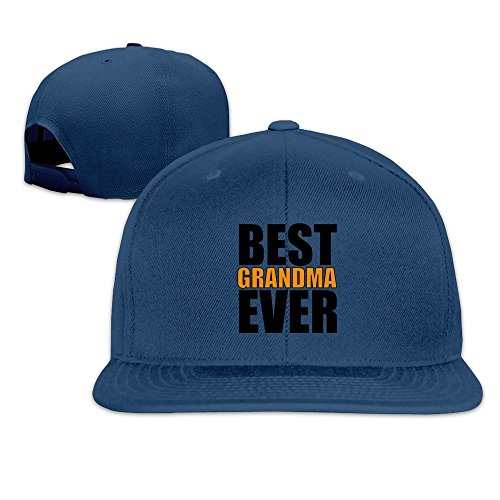 maneg-best-grandma-ever-unisex-fashion-cool-adjustable-snapback-baseball-cap-hat-one-size-navy