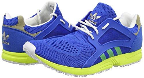 Basse bluebird Da cyber Ginnastica Yellow Met blau solar Adidas Uomo Originalsracer Lite Blu Scarpe RzXtxn16