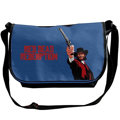 CMCM Red Dead Redemption LOGO Shoulder Bag