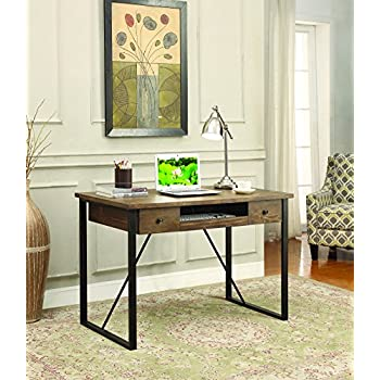 Amazon Com Coaster Home Furnishings 801200 Computer Desk