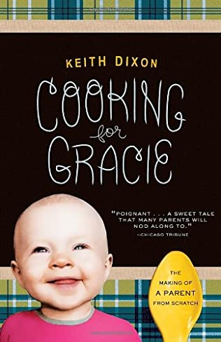 book cover of Cooking for Gracie
