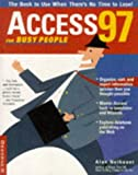 Access 97 for Busy People, Alan Neibauer, 0078822815