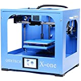 3D Printer - QIDI TECHNOLOGY X-ONE 3D Printer with Fully Metal Structure,3.5 Inch Touchscreen