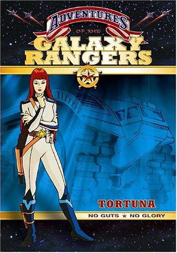 Adventures of the Galaxy Rangers - Tortuna -