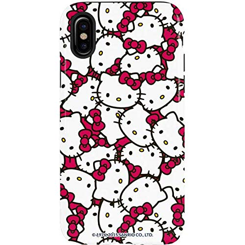 buy popular bc58a 103a4 Hello Kitty iPhone Xs Max Case - Sanrio | Skinit Pro Case, Scratch  Resistant iPhone Xs Max Cover