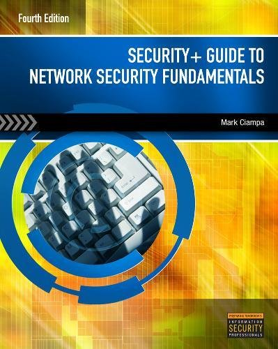 Price comparison product image Security+ Guide to Network Security Fundamentals